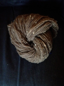 296 yards spun from Rambouillet batts