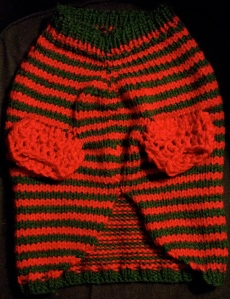 Melvin's Dog Sweater - 236.6 yards